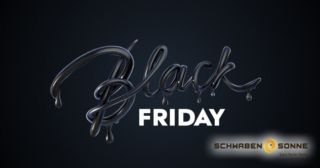Black Friday - Schwarzer Freitag
